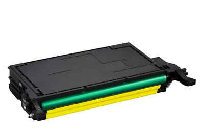 Samsung CLT-Y6092S Toner (Laser, 7000 pages, Yellow)