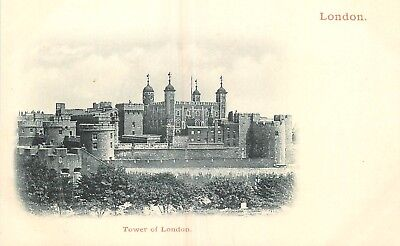 Cp Nuage London Tower Of London