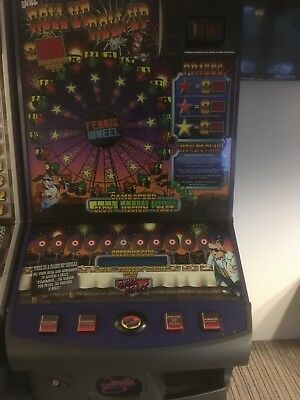 swp gaming machine coin operated Low reserve