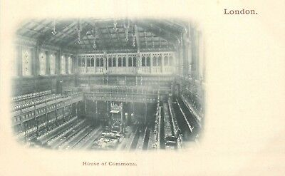 Cp Nuage London House Of Commons