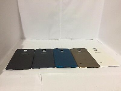 Genuine Original Back Battery Cover For Samsung Galaxy S5 G900F i9600