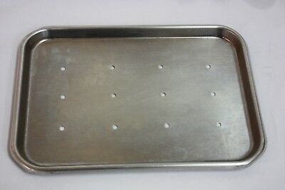 Vollrath 80130 Corrugated Stainless Steel Tray