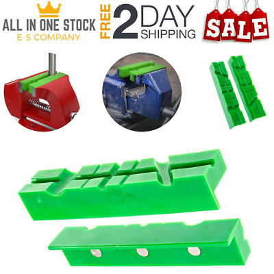 Soft Jaw Pads Covers 6 Inch Magnetic Bench Vice Protectors Woodworking Home USA