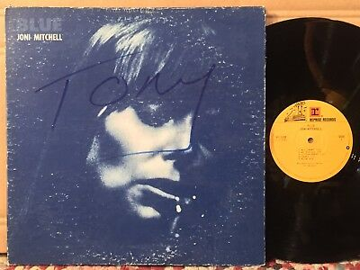 Joni Mitchell Blue EX Gatefold amazing!
