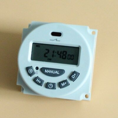 LCD Digital Programmable Control Power Timer Switch Relay L701 for MicroComputer