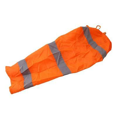 80/100/150cm Airport Outdoor Aviation Windsock Rip-stop Wind Measurement Bag DD