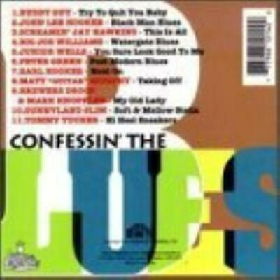 Various Artists : Confessin the Blues CD