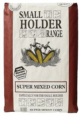 Allen & Page Super Mixed Corn Chicken Feed Poultry Food - 20kg Bag