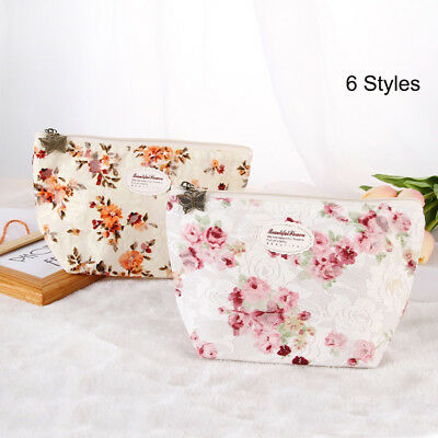 Organizer Toiletry Travel Pouch Makeup Case Cosmetic Bag Multifunction Purse