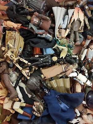 "Star Wars 3.75"" Loose Action Figures Many To Choose From!"