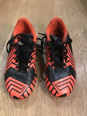 Boys Or Girls Adidas Football Boots, Size 3