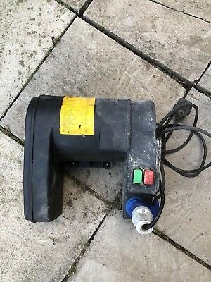 Belle 240v Motor , Concrete Cement Mixer Minimix 150 Spare Parts Electric