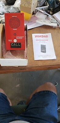 Wurtec ada emergency elevator phone 11 900 New other