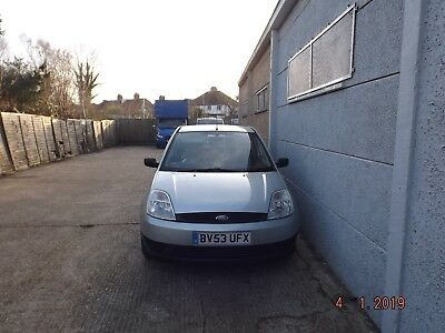 Ford Fiesta Finesse Spares/repairs