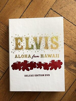 Elvis Presley - Aloha From Hawaii (DVD, 2004, 2-Disc Set) Deluxe Edition