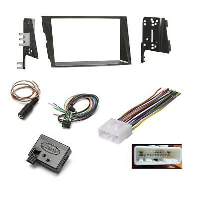 Metra 95-8903S Double DIN Dash Kit for 2010 Subaru Legacy and Outback w/ ASWC-1