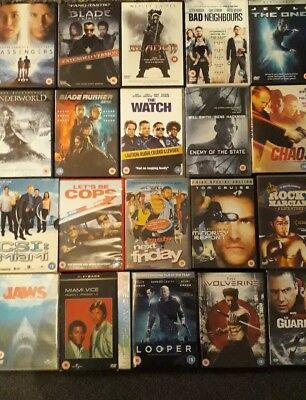 DVD Bundle / Joblot (20 in Total)