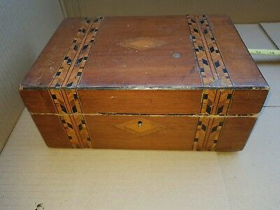 Jewellery Wooden Antique Box