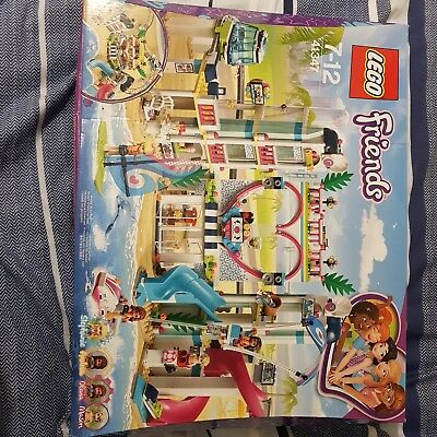 Brand New 41347 Lego Freinds Heartlake City Resort