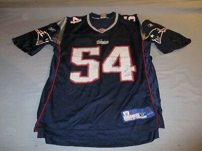 New England Patriots USA NFL American Football Medium mans Bruschi no54 Jersey
