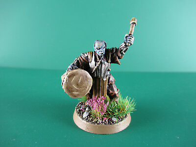 Games Workshop Citadel Lord of the Rings Lotr Unreleased Orc Drummer Metal