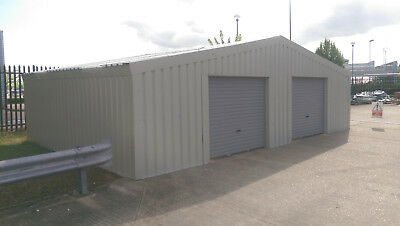 Double Garages - Kit Form - Self Build - Custom Made To Order -see example range