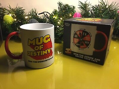 Mug of Destiny - For the Indecisive Man! A Great Secret Santa Gift