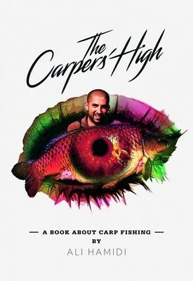 Carpers High. *NEW & SIGNED*. First Edition, Softback. Fishing & Carp Books.