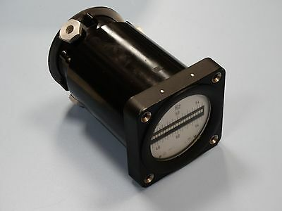 GANZ 120 rP-1 50Hz Resonant Vibrating Reed frequency meter 220/380V