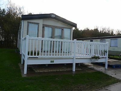 Thorpe Park Lincolnshire. Privately owned static caravan holidays.