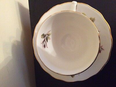 """Royal Vale, Ridgway Potteries """"E 56 2, cup and saucer"""