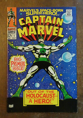 Captain Marvel No. 1 May 1967