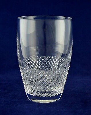 "Waterford Crystal John Rocha ""LUME"" Whiskey Glass / Tumbler - 12.4cms (4-7/8"")"