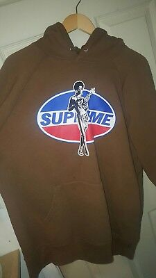 d49f9d6f6f7 SUPREME HYSTERIC GLAMOUR text hoodie -  200.00