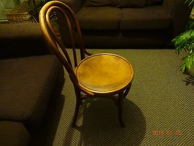 old victorian? bentwood thonet chair