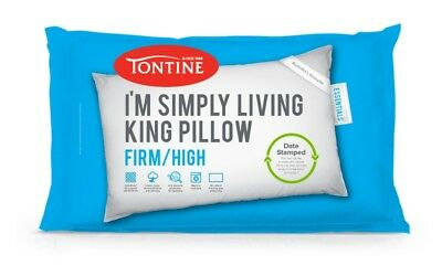 New Tontine I'm Simply Living King Pillow By OZSALE