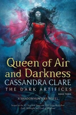 Queen of Air and Darkness : by Cassandra Clare 2018 [E-B00K] (PDF-ePub)