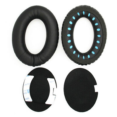 Replacement Earpads Ear Pad Pads Cushion for BOSE Quietcomfort 2 QC2 QC15 QC25 #