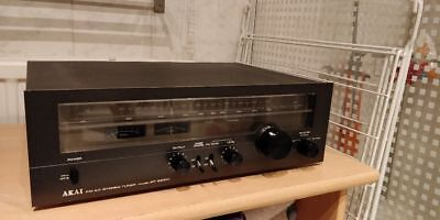 Akai AT-2650 AM/FM Stereo Tuner (1979)
