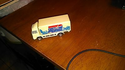 Golden Adtrucks Diet Pepsi Truck With Removable Top