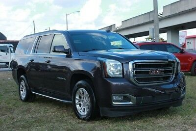2016 GMC Yukon SLT 1500 4x2 4dr SUV 2016 GMC Yukon,RUNS & DRIVES, SALVAGE TITLE, MINOR DAMAGE