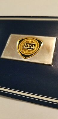Franklin Mint Official Emblems of The World's Greatest Automobiles - Lancia