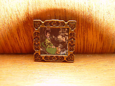 DOLL HOUSE 12th SCALE LOVELY FRAMED PICTURE PRINTS !! BID NOW & DON'T MISS OUT..