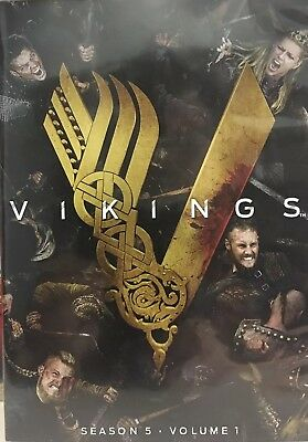 Vikings DVD Season 5 (Volume 1)
