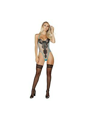 Roma RM-LI238 Elegant Sheer Eyelash Teddy
