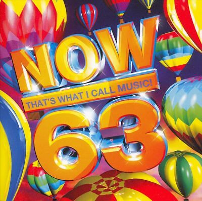 Johnny Mac - Now That's What I Call Music! 63 [UK]
