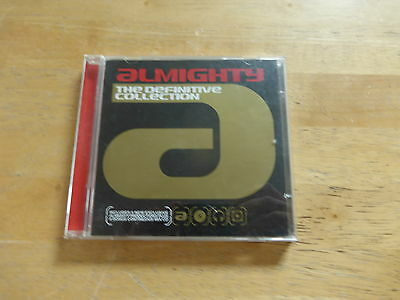 `Various ‎– Almighty - The Definitive Collection - 2 CD Set ( Natalie Powers )