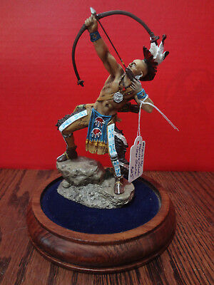 """HAMILTON COLLECTION """"Star Shooter"""" Sculpture John Pyre 1996 ~FAST S/H~"""