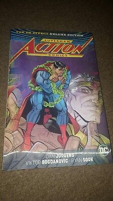 SUPERMAN: ACTION COMICS: THE OZ EFFECT Deluxe Edition Hardcover Lenticular