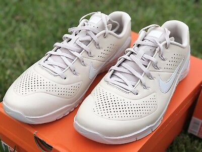 NEW NIKE METCON 4 AMP Leather Mens